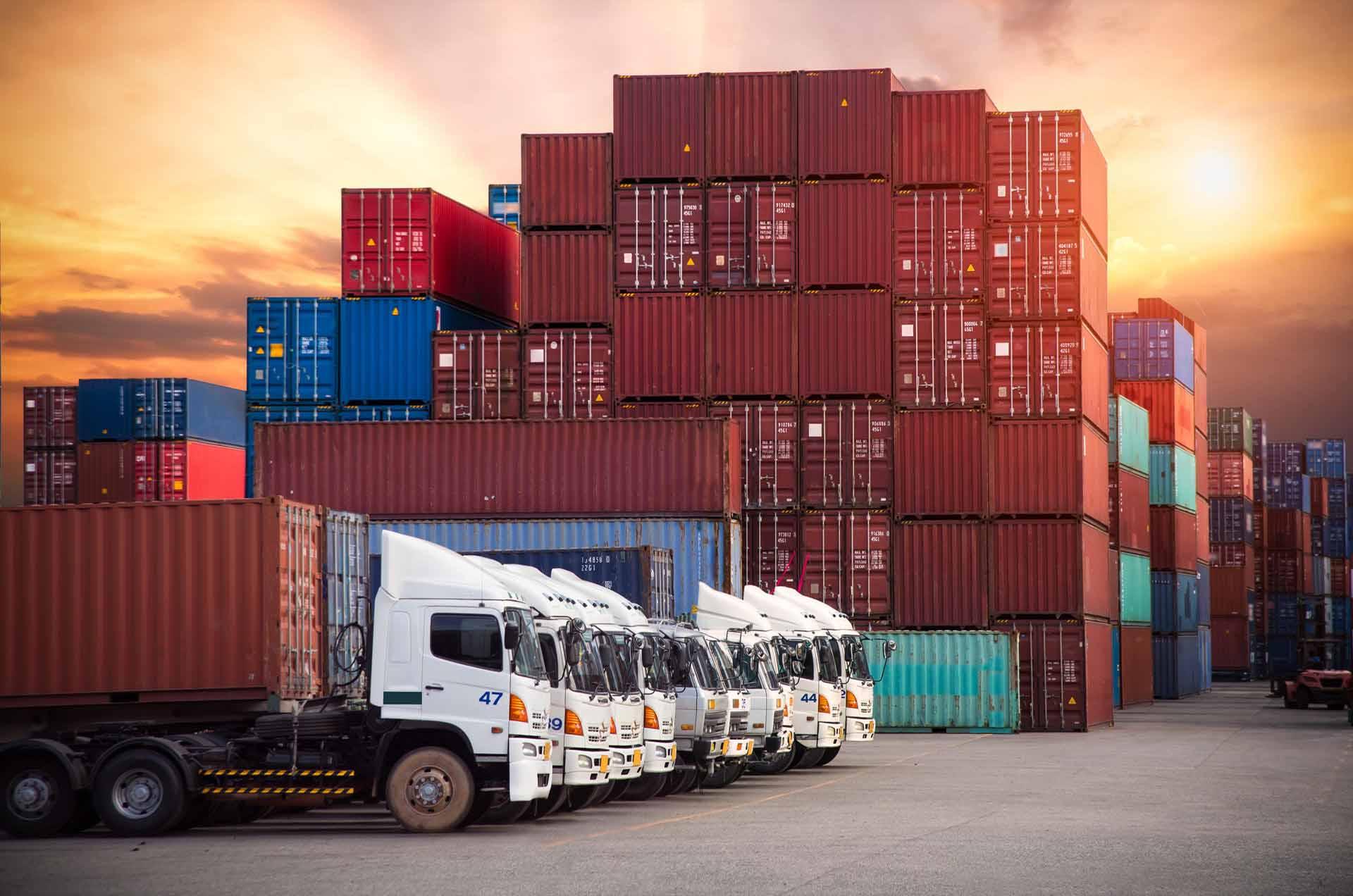 Dalinių ir pilnų krovinių pervežimai